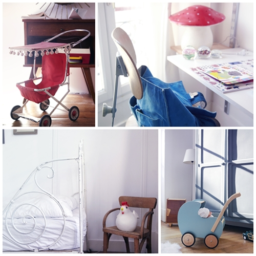 dormitorio infantil Familias Cool... The Sociality Family