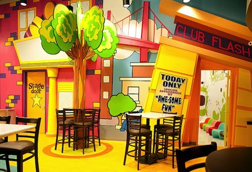 Cool Kid Restaurants In Orlando Fl