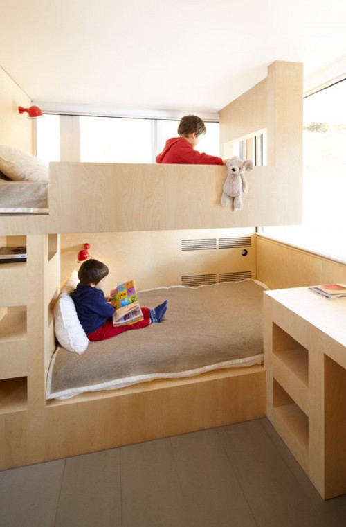 Bed-for-Kids-Ski-Resort