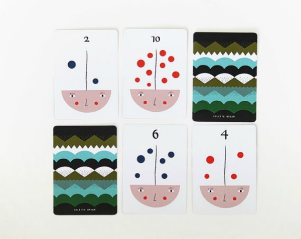 LadyBug Card Game by Colette Bream