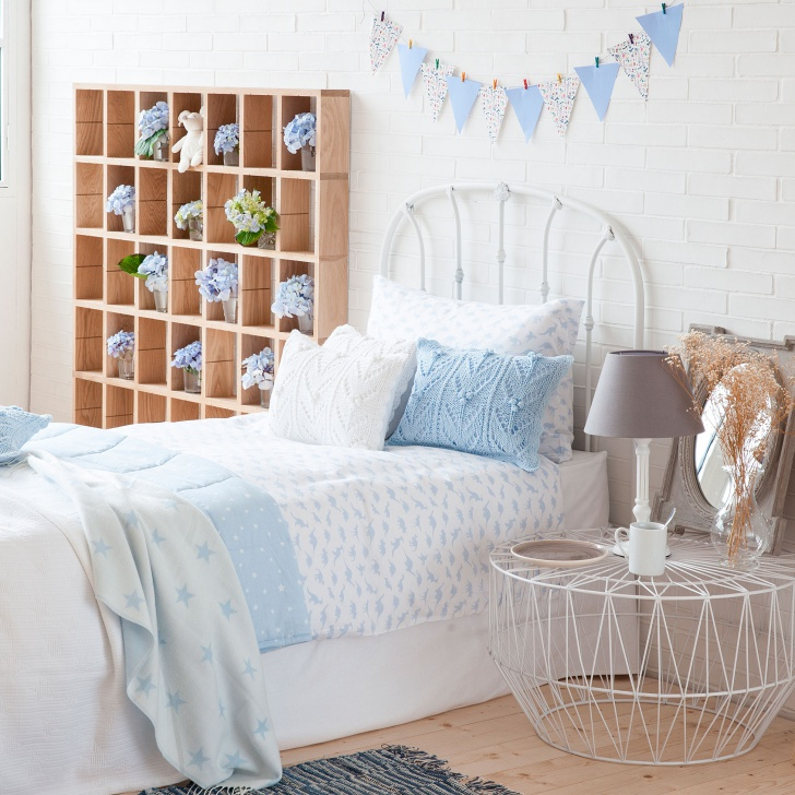 Ideas de decoraci n zara home kids decopeques - Zara home cojines cama ...