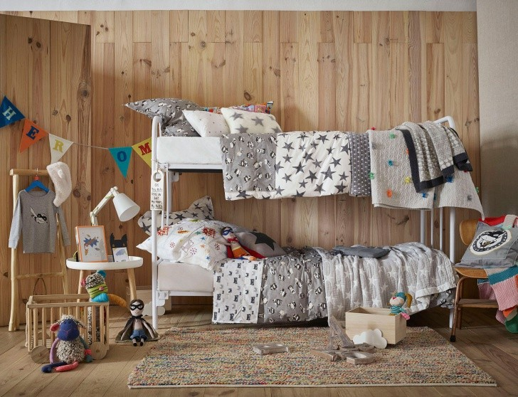 Ideas de decoraci n zara home kids decopeques for Decoracion hogar zara home